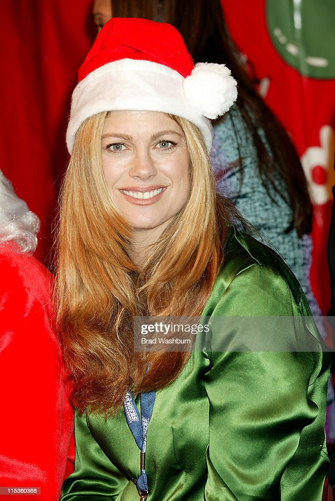 Kathy Ireland Hosts 18th Annual Athletes and Entertainers for Kids Holiday Party