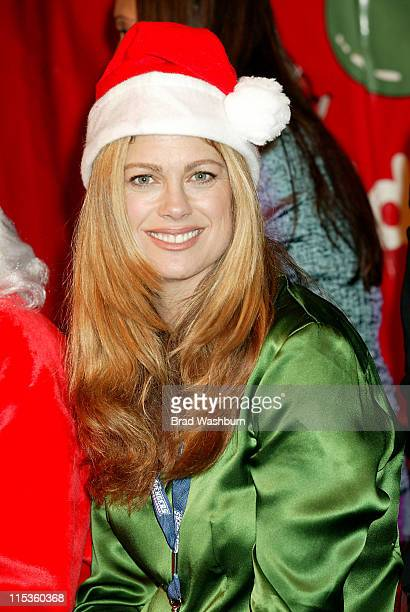 Kathy Ireland during Kathy Ireland Hosts 18th Annual Athletes and Entertainers for Kids Holiday Party at Yard House restaurant in Irvine California...