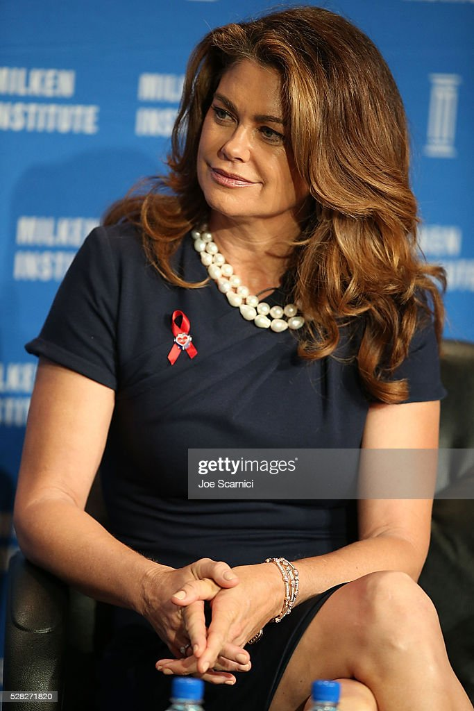 <a gi-track='captionPersonalityLinkClicked' href=/galleries/search?phrase=Kathy+Ireland&family=editorial&specificpeople=213018 ng-click='$event.stopPropagation()'>Kathy Ireland</a> speaks onstage at the 2016 Milken Institute Global Conference on May 04, 2016 in Beverly Hills, California.