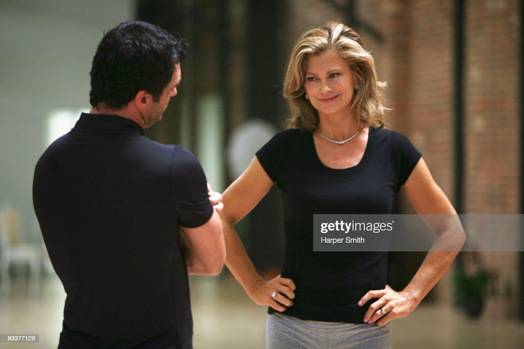 DOVOLANI -- <a gi-track='captionPersonalityLinkClicked' href=/galleries/search?phrase=Kathy+Ireland&family=editorial&specificpeople=213018 ng-click='$event.stopPropagation()'>Kathy Ireland</a> the super model is now wife, mother of three, author, Sunday school teacher and fashion CEO of kathy ireland Worldwide¨ (KIWW)¨. Forbes, Newsweek and the Wall Street Journal celebrate KIWW¨ as a $1.4 billion design empire. Ireland powerfully supports many non-profits, including the Elizabeth Taylor HIV/AIDS Foundation, Feed the Children and the Alliance for Christian Education. UCLA has named her as one of the Top Ten Women's Health Advocates in America. She teams with TONY DOVOLANI, who returns for his eighth season. An all new cast of celebrities hits the dance floor on ABC's 'Dancing with the Stars' with the highly anticipated two-hour season premiere, MONDAY, SEPTEMBER 21, 2009 (8:00-10:00 p.m., ET) on ABC.