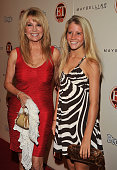 Kathy Lee Gifford and daughter Cassidy arrive at the 13th Annual Entertainment Tonight and People Magazine Emmys After Party at the Vibiana on...