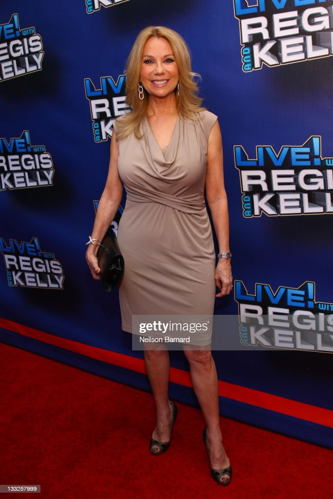 Kathy Lee Gifford attends Regis Philbin's Final Show of 'Live! with Regis & Kelly' at the Live with Regis & Kelly Studio on November 18, 2011 in New York, New York.