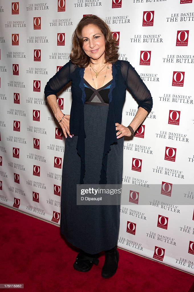 <a gi-track='captionPersonalityLinkClicked' href=/galleries/search?phrase=Kathy+Najimy&family=editorial&specificpeople=213513 ng-click='$event.stopPropagation()'>Kathy Najimy</a> attends 'The Butler' screening at Hearst Tower on July 31, 2013 in New York City.