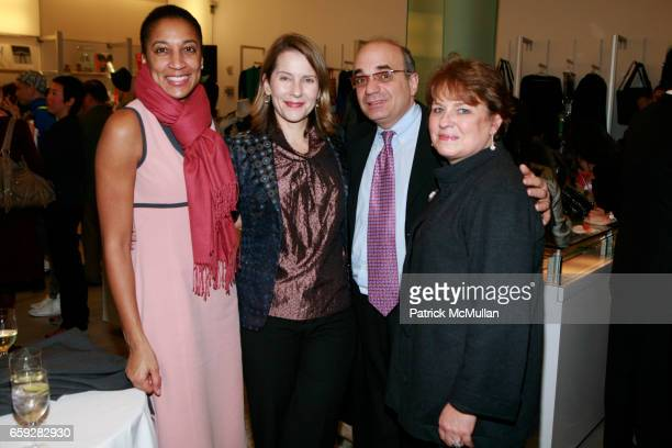 Kathy ThortonBias Paola Antonelli James Gara and Ruth Shapiro attend MUSEUM OF MODERN ART and HYUNDAICARD Celebrate The Launch of DESTINATION SEOUL...