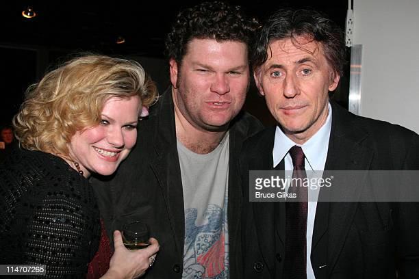 Kathy Trein Daniel Stewart Sherman and Gabriel Byrne