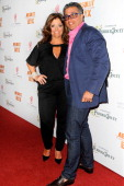 Kathy Wakile and Rich Wakile attend 1826 Restaurant Lounge Grand Opening on March 15 2014 in Miami Beach Florida