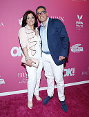 Kathy Wakile and Richard Wakile attend OK Magazine's So Sexy NYC event at HAUS Nightclub on May 13 2015 in New York City