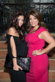 Kathy Wakile and Victoria Wakile attends the Posh Boutique fashion show at The Terrace on May 1 2014 in Paramus New Jersey