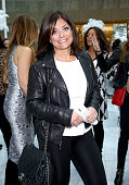 Kathy Wakile attends Cocktails Couture At Westfield Garden State Plaza Hosted By Bethenny Frankel on December 3 2015 in Paramus New Jersey