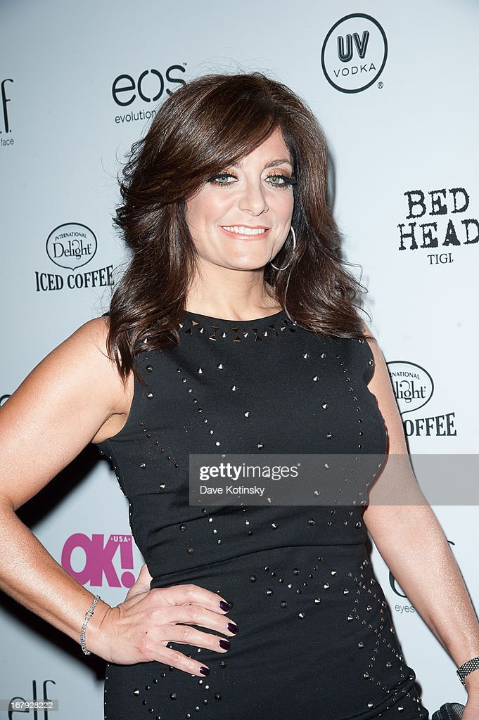 Kathy Wakile attends OK! Magazine 'So Sexy' Party at Marquee on May 1, 2013 in New York City.