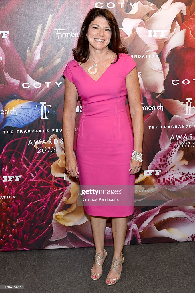 Kathy Widmer attends the 2013 Fragrance Foundation Awards at Alice Tully Hall at Lincoln Center on June 12, 2013 in New York City.