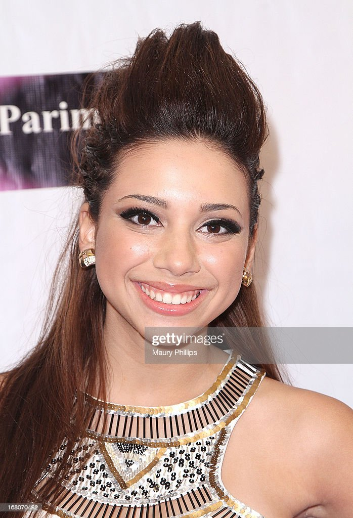 Katia Nicole attends Katia Nicole's Rave Music Video release party on May 4, 2013 in Los Angeles, California.
