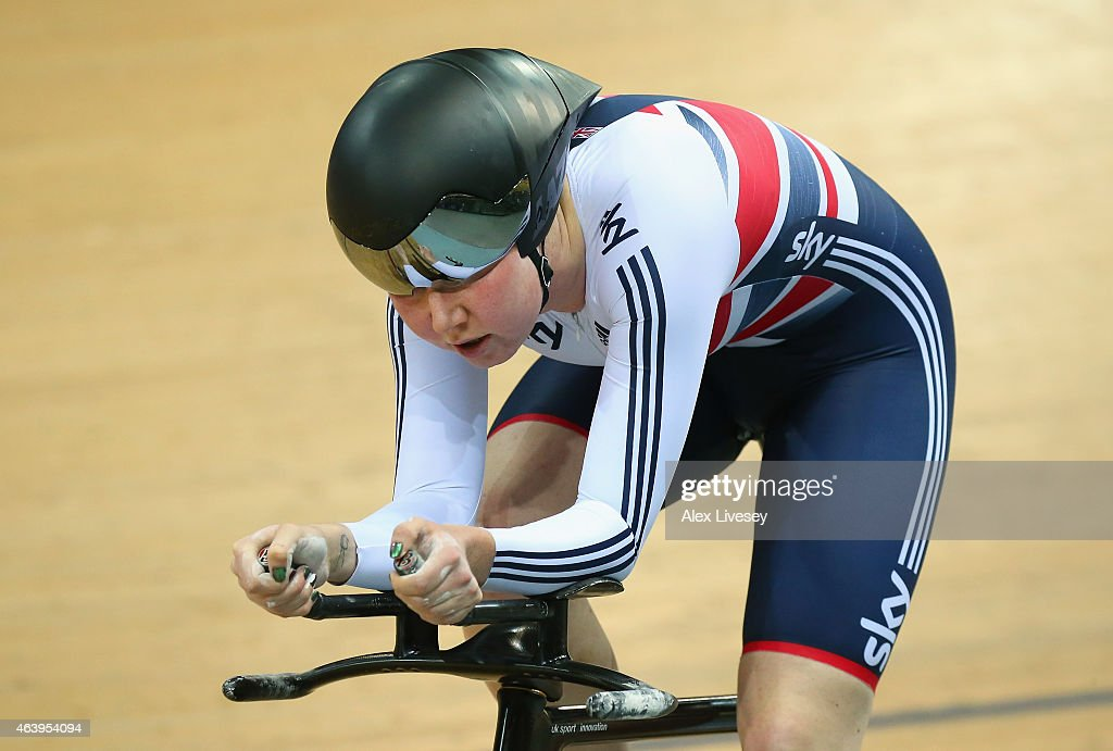 Kate Archibald british cycling