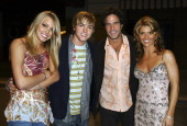 Katie Cassidy Jesse McCartney Shawn Christian and Lori Loughlin
