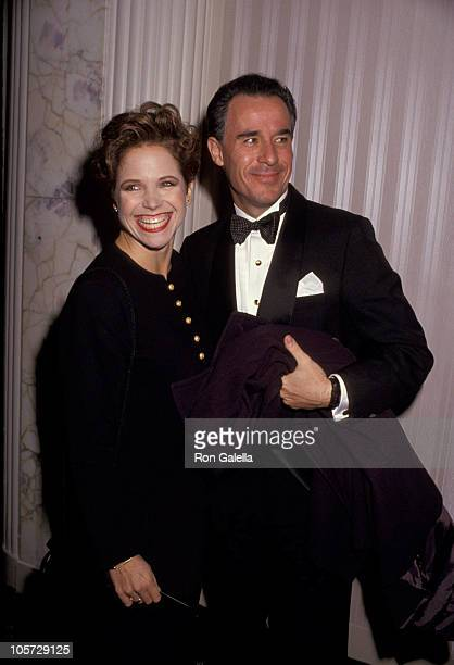 Katie Couric and Husband during American Way 10th 'Spirit Of Liberty' Award Honors Charles Kuralt in New York City New York United States