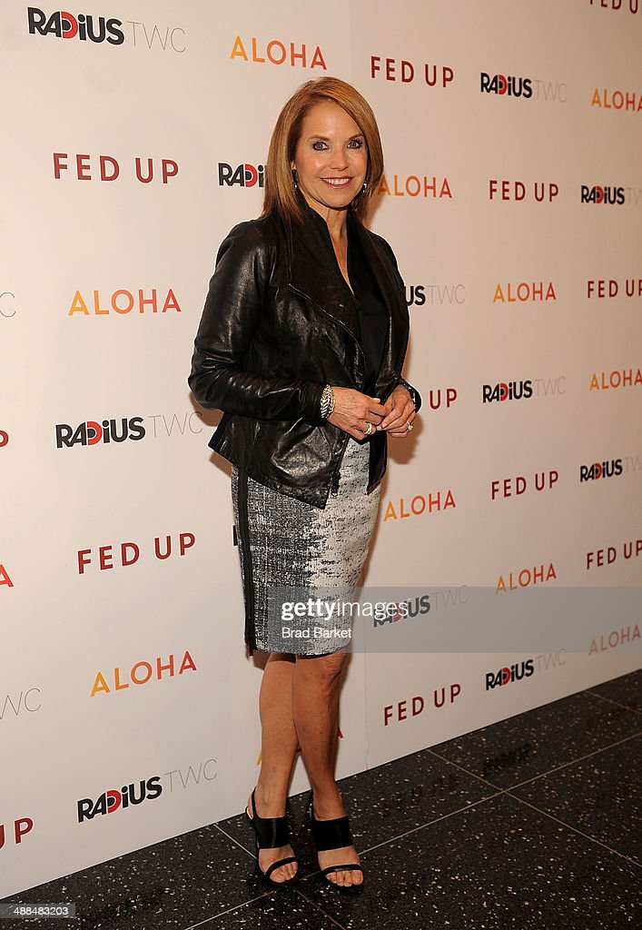 <a gi-track='captionPersonalityLinkClicked' href=/galleries/search?phrase=Katie+Couric&family=editorial&specificpeople=202633 ng-click='$event.stopPropagation()'>Katie Couric</a> attends 'Fed Up' premiere at Museum of Modern Art on May 6, 2014 in New York City.