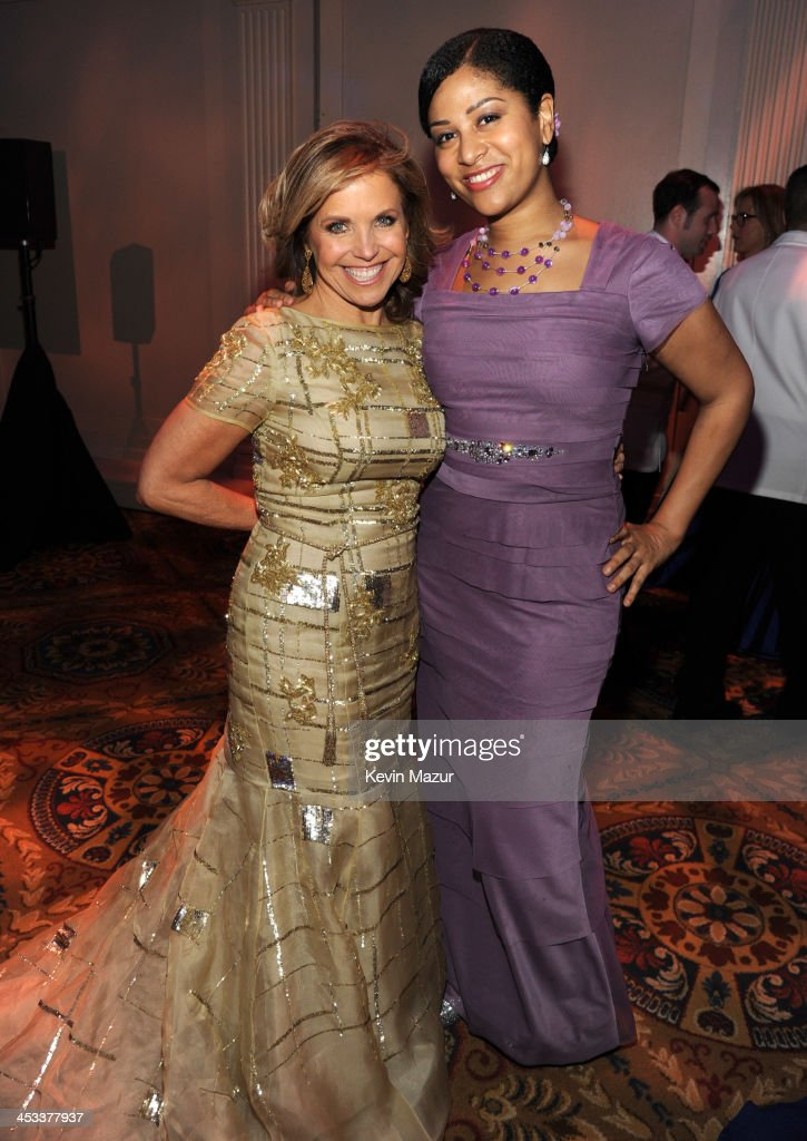 Katie Couric attends The Ninth Annual UNICEF Snowflake Ball at Cipriani, Wall Street on December 3, 2013 in New York City.