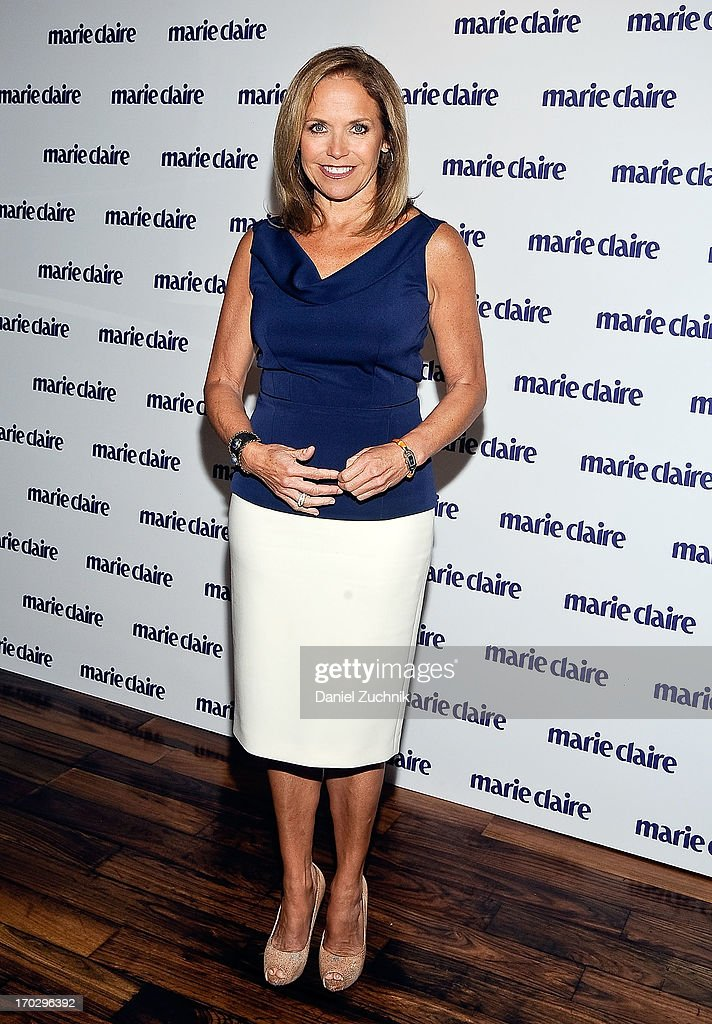Katie Couric attends the Women Taking The Lead Celebration at Marea on June 10, 2013 in New York City.
