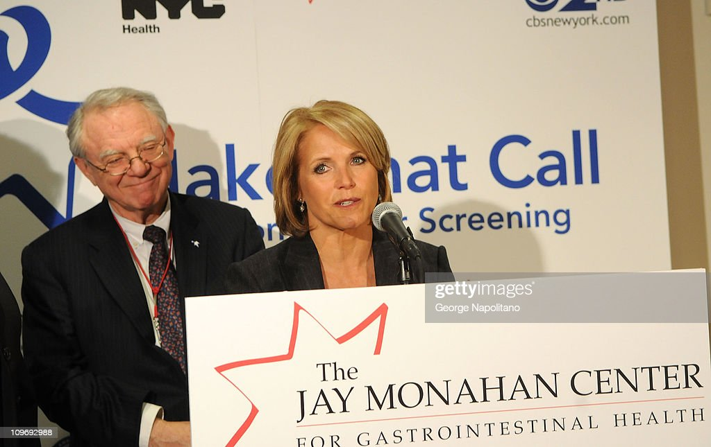 Colon cancer screening katie couric