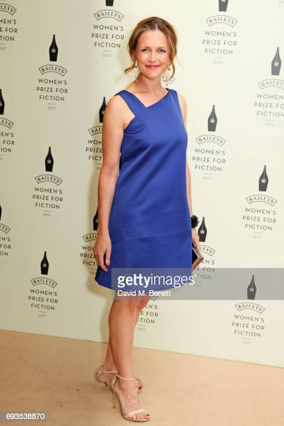 Katie Derham attends the Baileys Women's Prize For Fiction Awards 2017 at The Royal Festival Hall on June 7 2017 in London England