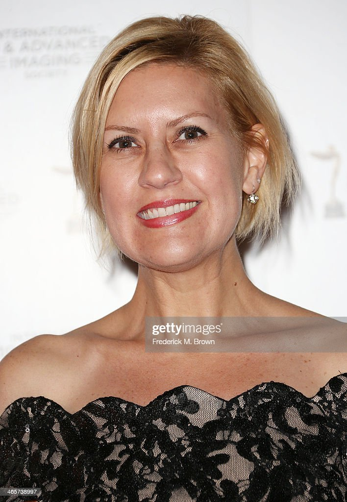 Katie Fico attends the 2014 International 3D and Advanced Imaging Society's Creative Arts Awards at the Steven J. Ross Theatre, Warner Bros. Studios on January 28, 2014 in Burbank, California.
