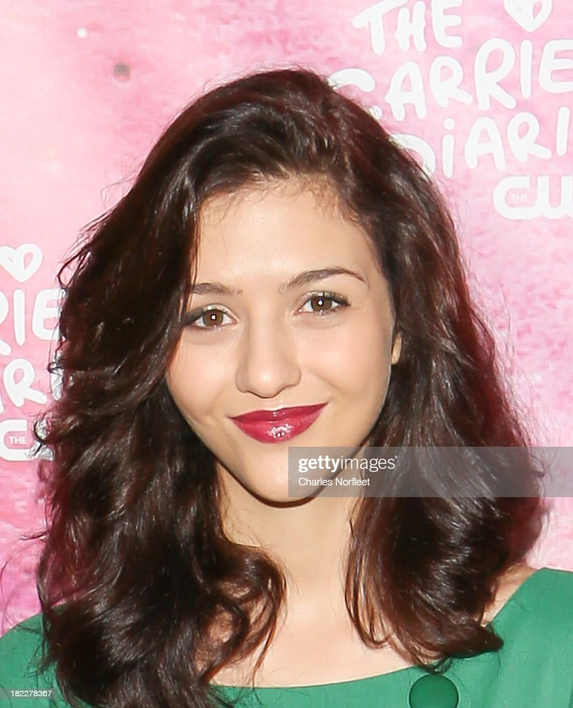 Katie Findlay attends 'The Carrie Diaries' Season Two Premiere Party hosted By Bongo September 28, 2013 in New York, United States.
