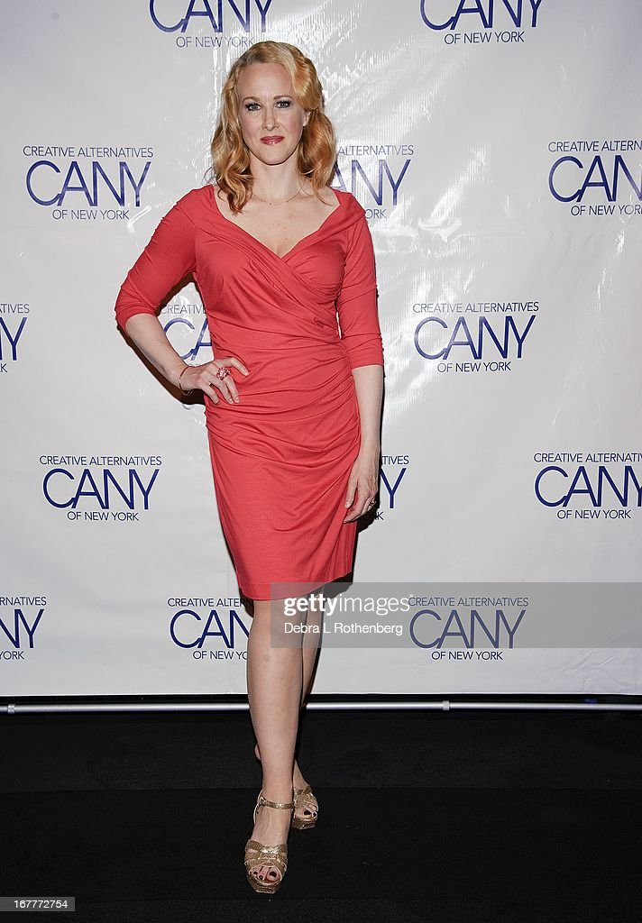 Katie Finneran attends The Pearl Gala 2013 at The Edison Ballroom on April 29, 2013 in New York City.