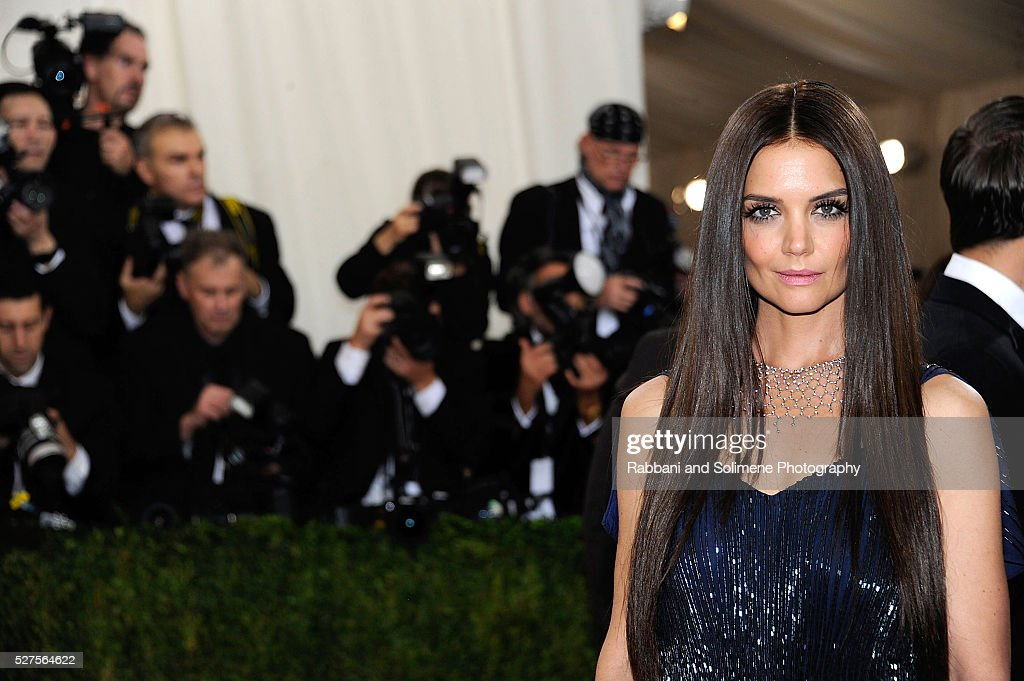 <a gi-track='captionPersonalityLinkClicked' href=/galleries/search?phrase=Katie+Holmes&family=editorial&specificpeople=201598 ng-click='$event.stopPropagation()'>Katie Holmes</a> attends 'Manus x Machina: Fashion In An Age Of Technology' Costume Institute Gala at