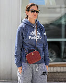 Celebrity Sightings In New York City - March 25, 2019