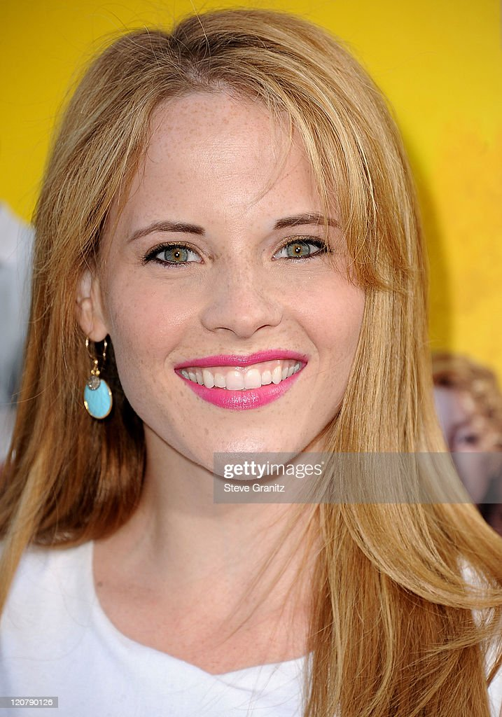 <a gi-track='captionPersonalityLinkClicked' href=/galleries/search?phrase=Katie+Leclerc&family=editorial&specificpeople=7765177 ng-click='$event.stopPropagation()'>Katie Leclerc</a> attends 'The Help' Los Angeles Premiere at AMPAS Samuel Goldwyn Theater on August 9, 2011 in Beverly Hills, California.