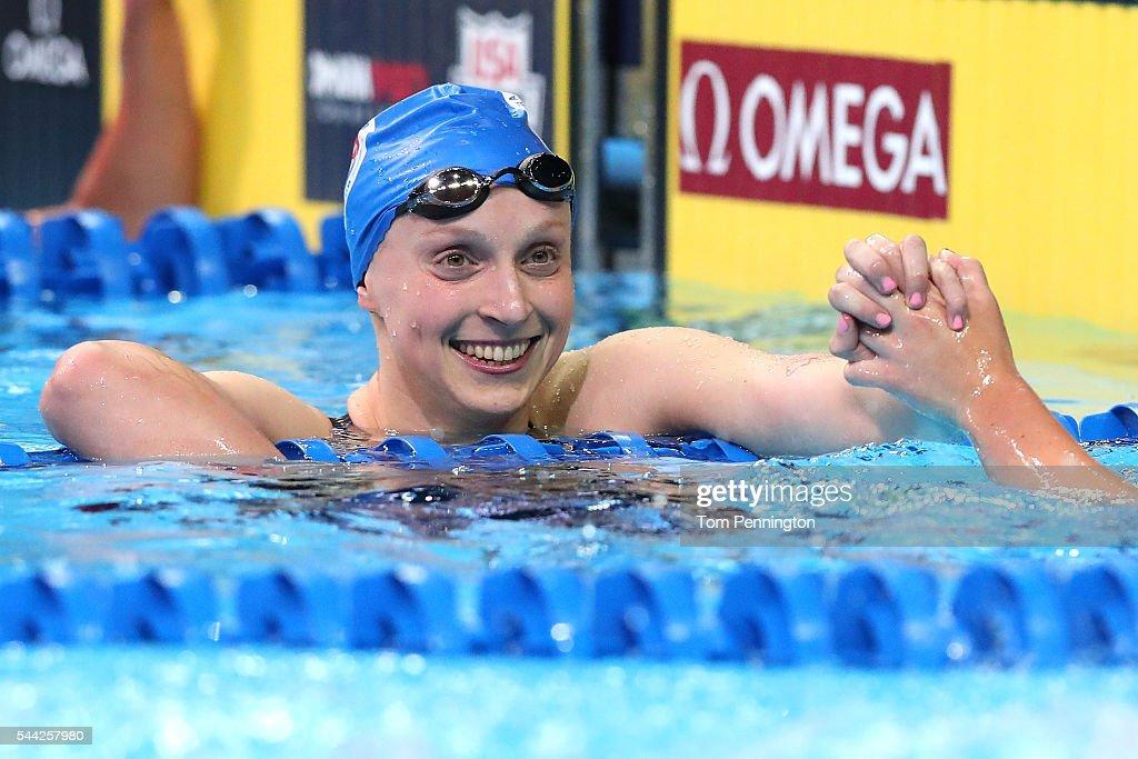 2016 U.S. Olympic Team Swimming Trials - Day 7