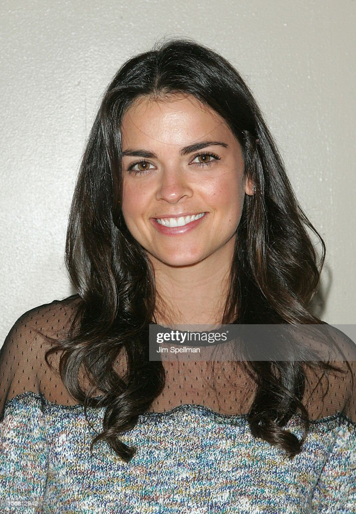 Katie Lee attends Our Table Is Yours - A Thanksgiving Dinner Benefit at Cipriani Wall Street on November 21, 2012 in New York City.