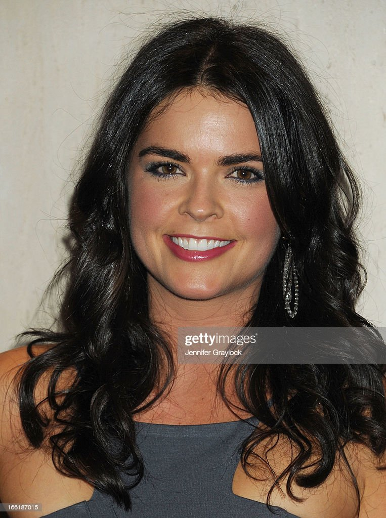 Katie Lee attends the New Yorkers for Children 10th Anniversary Spring Dinner Dance New Year's in April: A Fool's Fete to benefit youth in foster care presented by Valentino at Mandarin Oriental Hotel on April 9, 2013 in New York City.