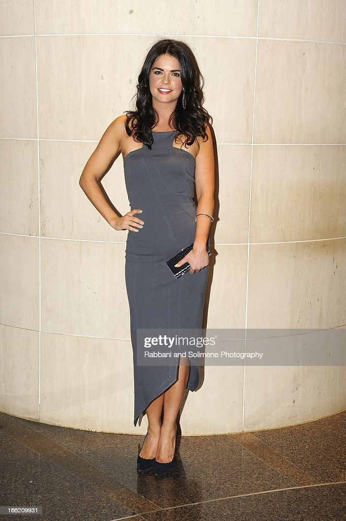 Katie Lee Joel attends the New Yorker's For Children's 10th Anniversary A Fool's Fete Spring Dance at Mandarin Oriental Hotel on April 9, 2013 in New York City.