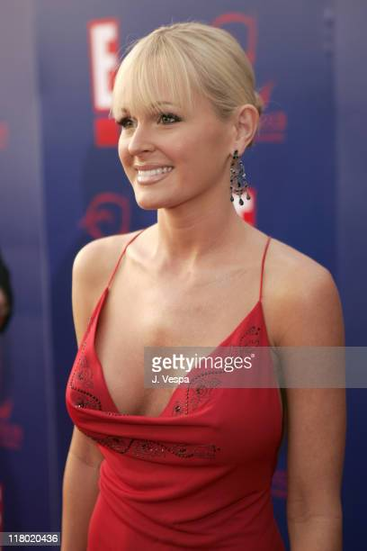 Katie Lohmann during 2005 Taurus World Stunt Awards Red Carpet at Paramount Studios in Los Angeles California United States