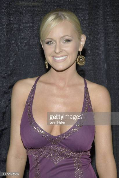 Katie Lohmann during Sounds of the Sacred Songs of The Earth Awards Gala September 15 2005 at Los Angeles in Los Angeles California United States