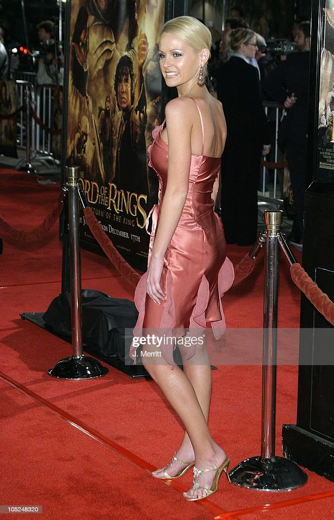 """""""The Lord Of The Rings: The Return Of The King"""" - Los Angeles Premiere"""