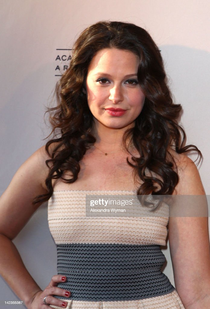 Katie Lowes at The Academy Of Television Arts & Sciences 'Welcome To ShondaLand: An Evening With Shonda Rhimes & Friends' held at The Leonard H. Goldenson Theatre on April 2, 2012 in North Hollywood, California.