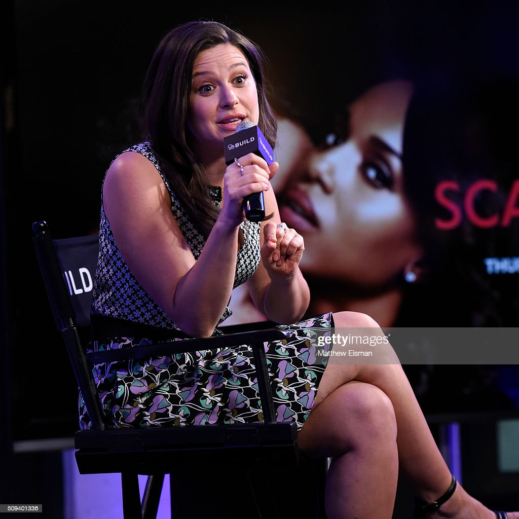 <a gi-track='captionPersonalityLinkClicked' href=/galleries/search?phrase=Katie+Lowes&family=editorial&specificpeople=5527804 ng-click='$event.stopPropagation()'>Katie Lowes</a> attends AOL Build Speakers Series - <a gi-track='captionPersonalityLinkClicked' href=/galleries/search?phrase=Katie+Lowes&family=editorial&specificpeople=5527804 ng-click='$event.stopPropagation()'>Katie Lowes</a>, 'Scandal' at AOL Studios In New York on February 10, 2016 in New York City.