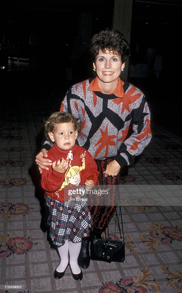 Katie Luckinbill and <a gi-track='captionPersonalityLinkClicked' href=/galleries/search?phrase=Lucie+Arnaz&family=editorial&specificpeople=211352 ng-click='$event.stopPropagation()'>Lucie Arnaz</a> during Los Angeles Children's Museum Hosts Annual Halloween Carnival and Fashion Show - October 16, 1988 at Century Plaza Hotel in Los Angeles, California, United States.