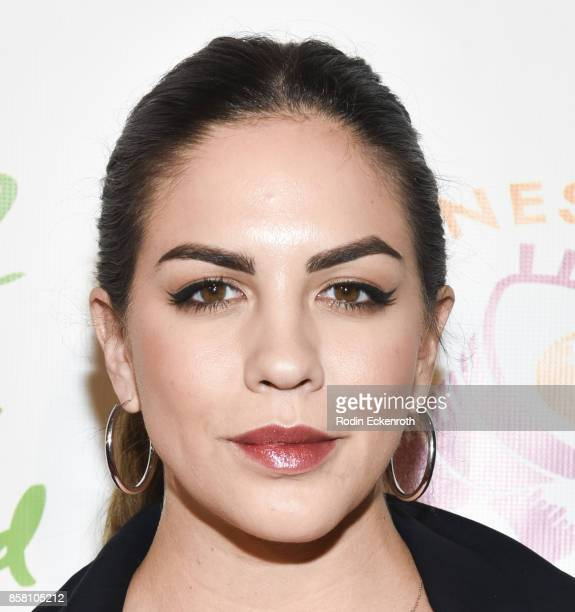 Katie Maloney attends the 2017 Awareness Film Festival Opening Night Premiere of 'The Road to Yulin and Beyond' at Regal LA Live Stadium 14 on...