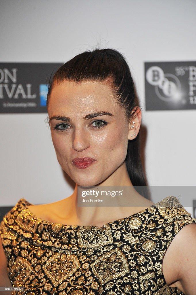 The BFI London Film Festival: W.E. - Premiere - Inside Arrivals