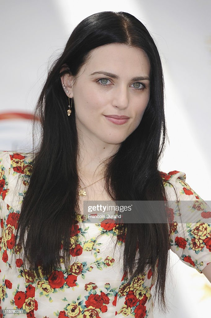 Katie McGrath poses during a photocall for the TV show 'The Adventures Of Merlin' during the 2011 Monte Carlo Television Festival held at the Grimaldi Forum on June 10, 2011 in Monaco, Monaco.