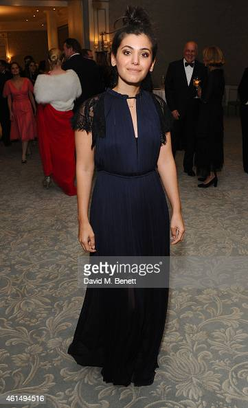 Katie Melua attends a gala evening celebrating Old Russian New Year's Eve in aid of the Gift Of Life Foundation at The Savoy Hotel on January 13 2015...