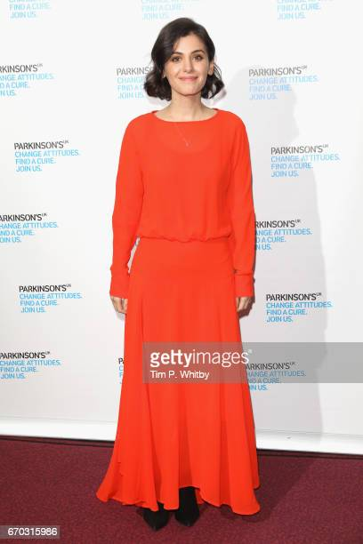 Katie Melua attends Symfunny No2 at The Royal Albert Hall on April 19 2017 in London United Kingdom