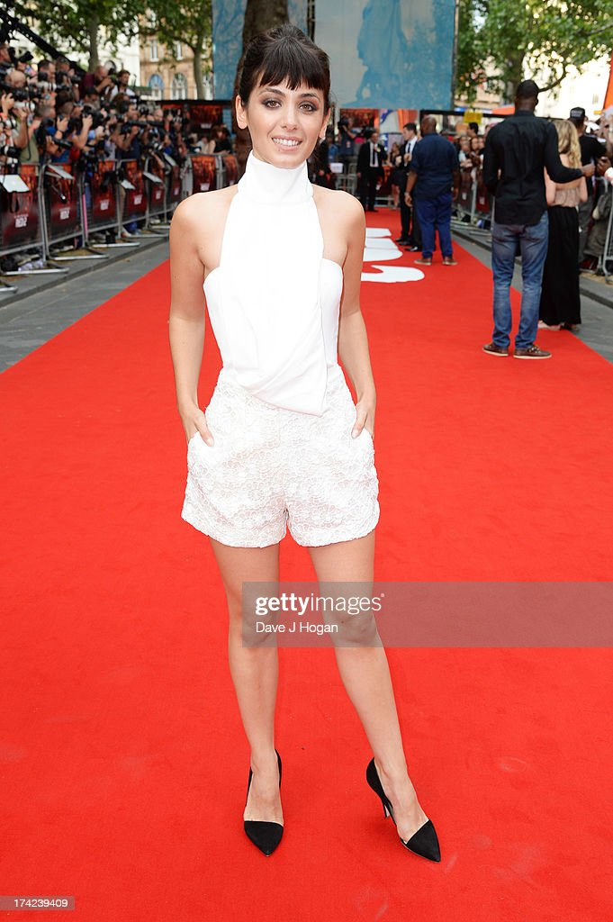 <a gi-track='captionPersonalityLinkClicked' href=/galleries/search?phrase=Katie+Melua&family=editorial&specificpeople=239516 ng-click='$event.stopPropagation()'>Katie Melua</a> attends the European premiere of 'Red 2' at The Empire Leicester Square on July 22, 2013 in London, England.