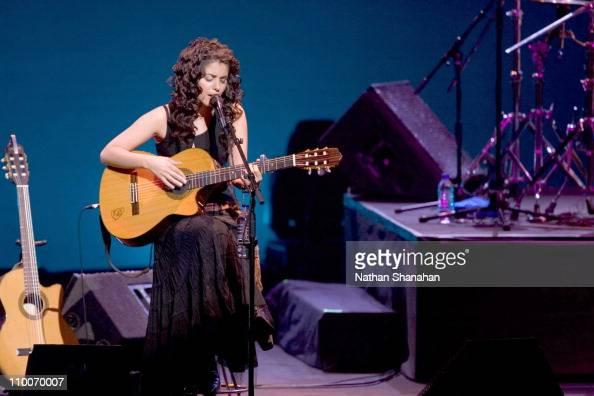 Katie Melua during Katie Melua in Concert at Bunkamura Orchardhall in Tokyo June 5 2005 at Bunkamura Orchardhall in Tokyo Japan