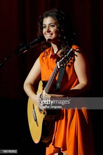 Katie Melua performs at Folketeateret on November 20 2012 in Oslo Norway