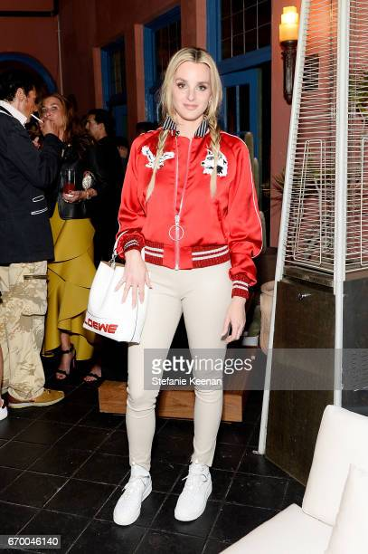 Katie Nehra attends Tania Fares and Rosetta Getty Together with Eric Buterbaugh Gia Coppola Jacqui Getty Irena Medavoy Jennifer Meyer Brigette...