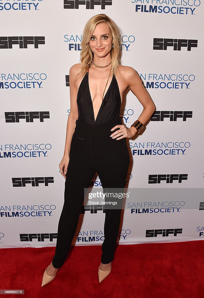 <a gi-track='captionPersonalityLinkClicked' href=/galleries/search?phrase=Katie+Nehra&family=editorial&specificpeople=6583941 ng-click='$event.stopPropagation()'>Katie Nehra</a> attends the 57th San Francisco International Film Festival on closing night for the Premiere of 'Alex of Venice' at Castro Theater on May 8, 2014 in San Francisco, California.